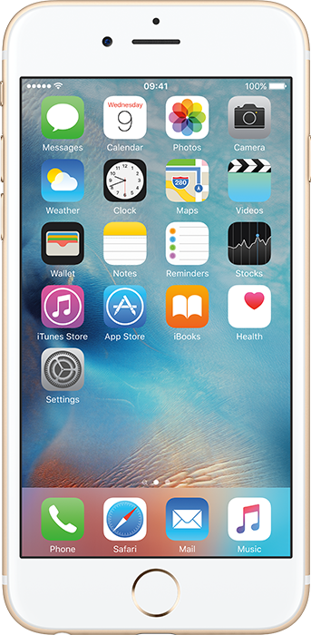 003-apple-iphone-6s-gold-voorkant