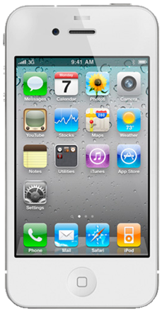009-Iphone 4g -4s