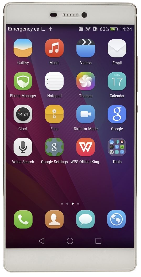 1-Huawei p 8
